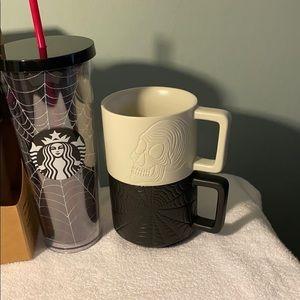 Starbucks Halloween set...price is firm!!